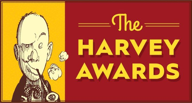 nomination harvey awards 2018