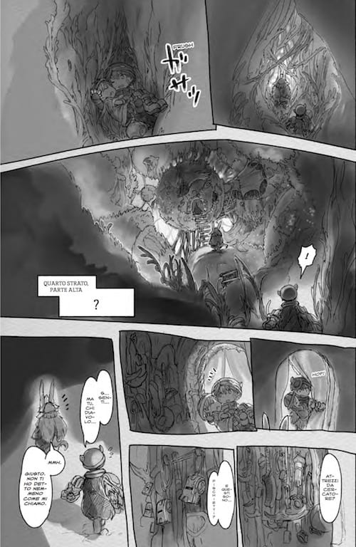 made in abyss 3 manga j-pop