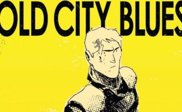 old city blues fumetto