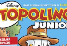 topolino junior
