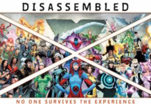 uncanny x-men disassembled marvel fumetti