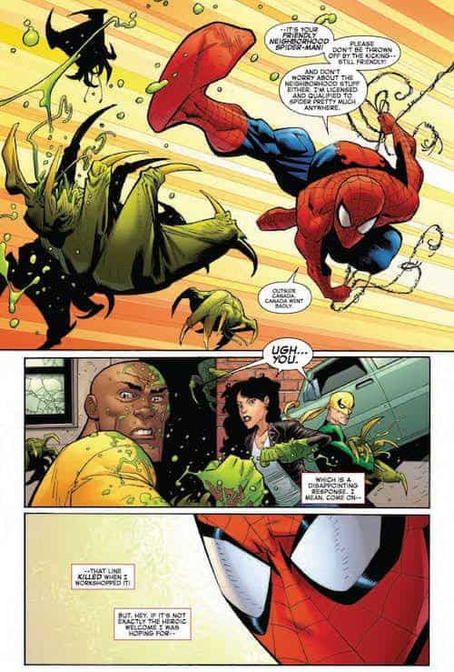 Amazing Spider-Man nick spencer