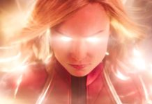 captain marvel trailer film