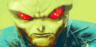 martian manhunter orlando fumetto dc comics