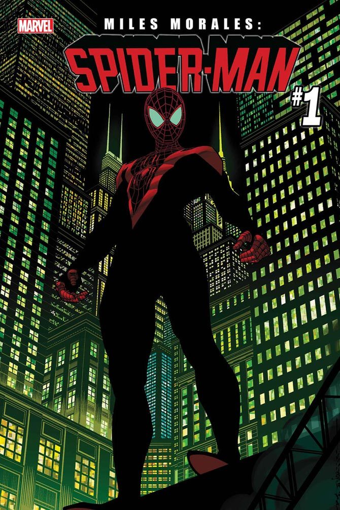 miles morales spider-man fumetto marvel