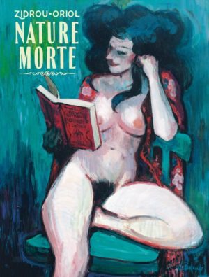 nature morte zidrou oriol panini comics