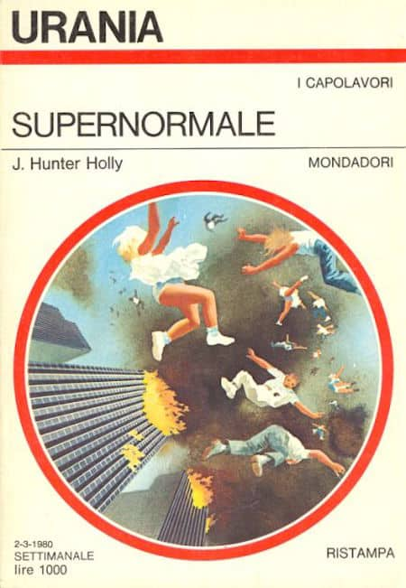 supernormale hunter holly urania fantascienza scrittrici