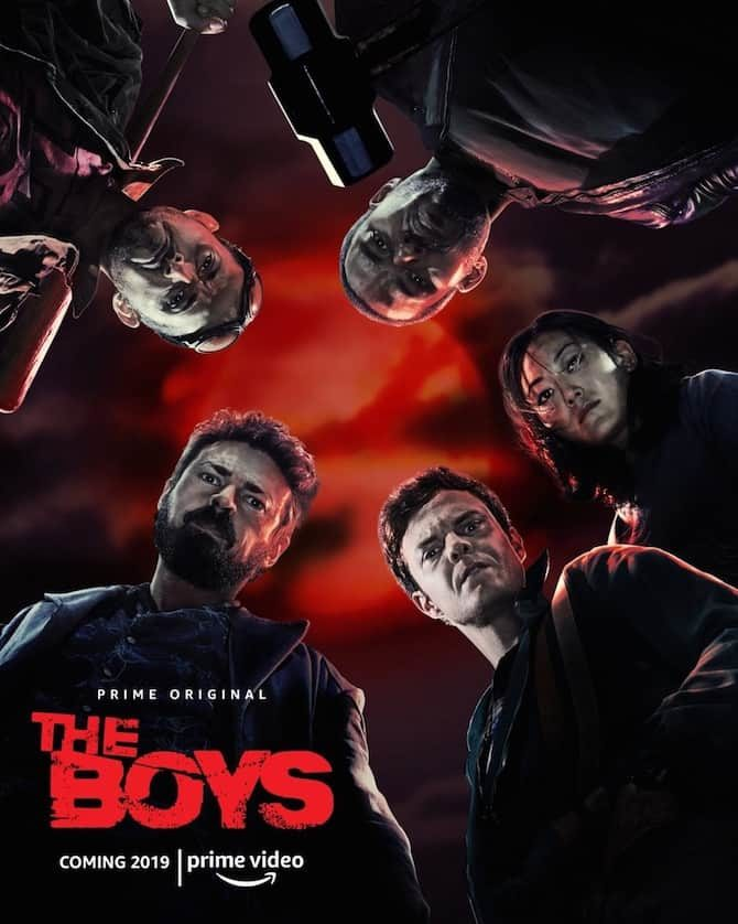 the boys serie tv amazon