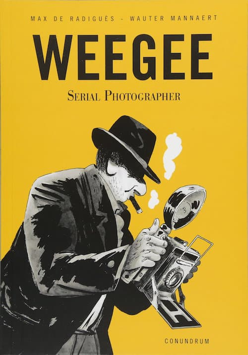 weegee serial photographer