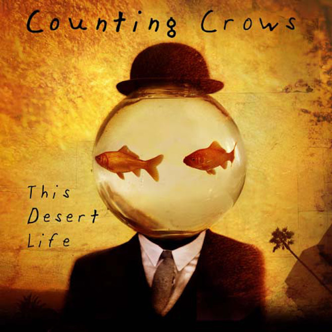 Counting Crows dave mckean