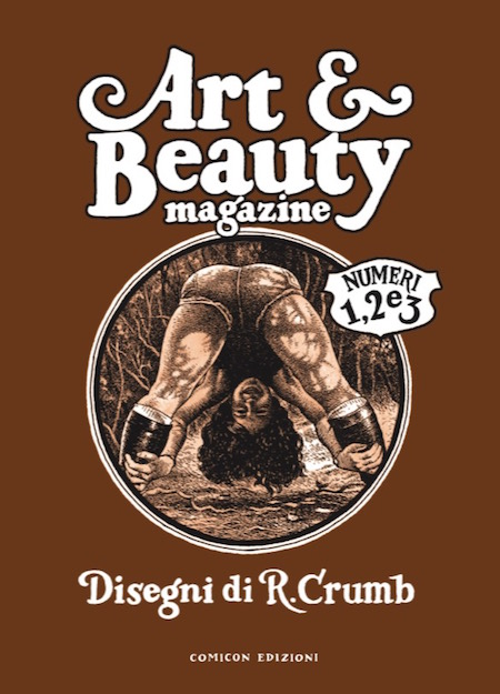 art beauty crumb comicon