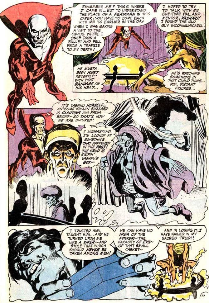 deadman neal adams