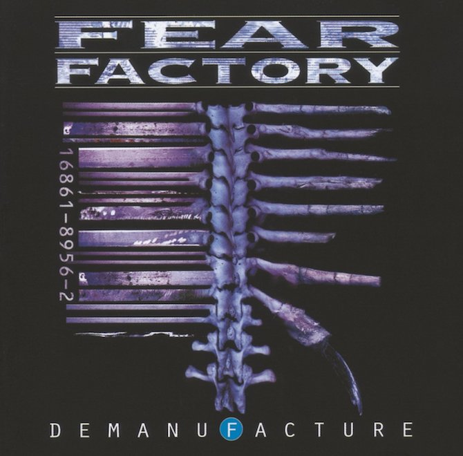 fear factory dave mckean