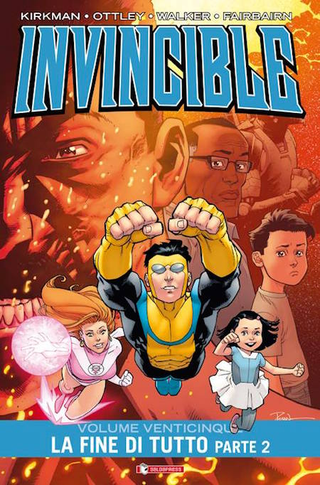 invincible ultimo volume