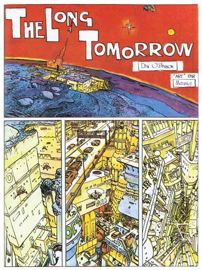 long tomorrow moebius incal