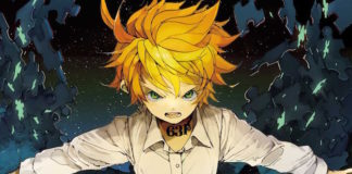 promised neverland 5 manga j-pop