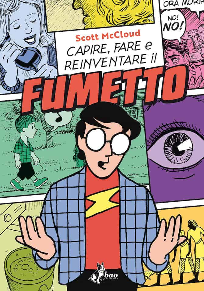 scott mccloud fumetto