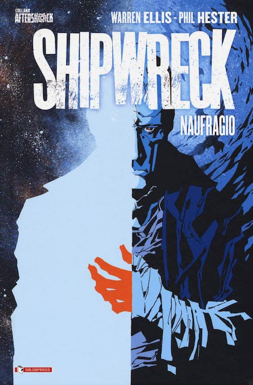 shipwreck warren ellis saldapress