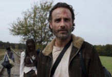 Rick Grimes walking dead film