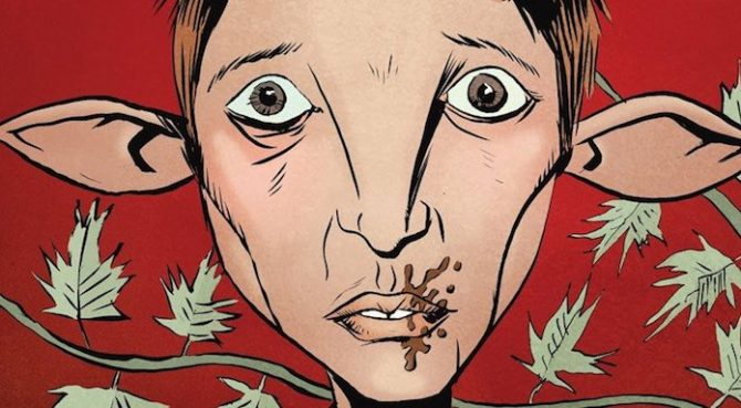 Sweet Tooth jeff lemire