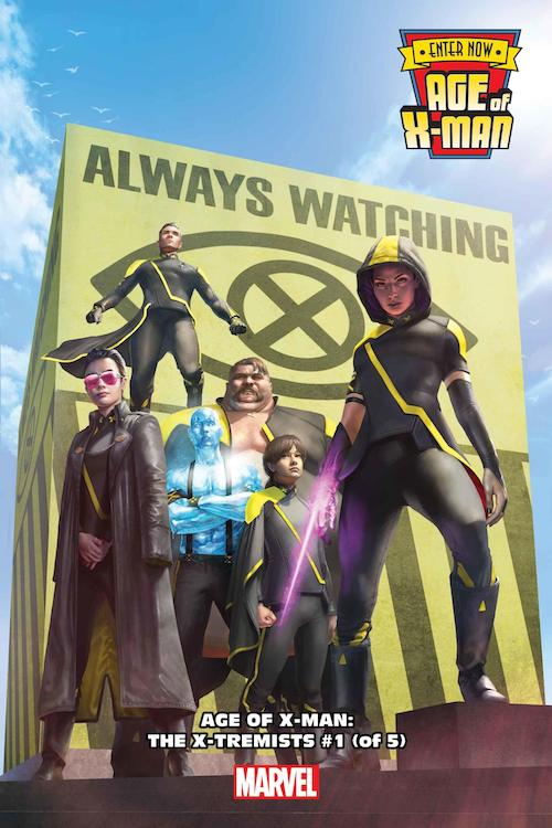 age of x x-men fumetti marvel