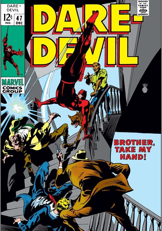 daredevil 47 stan lee storie