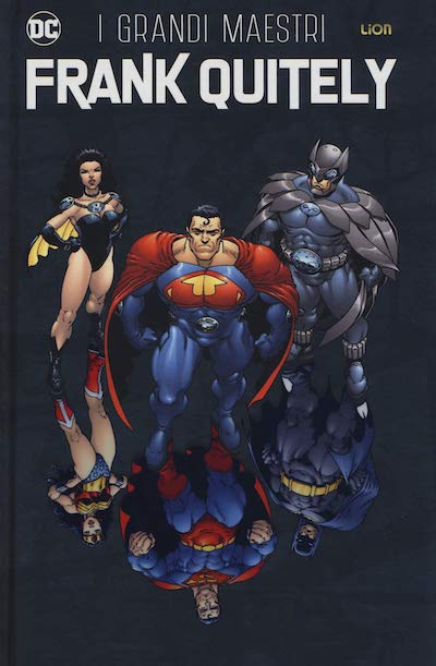 frank quitely dc comics