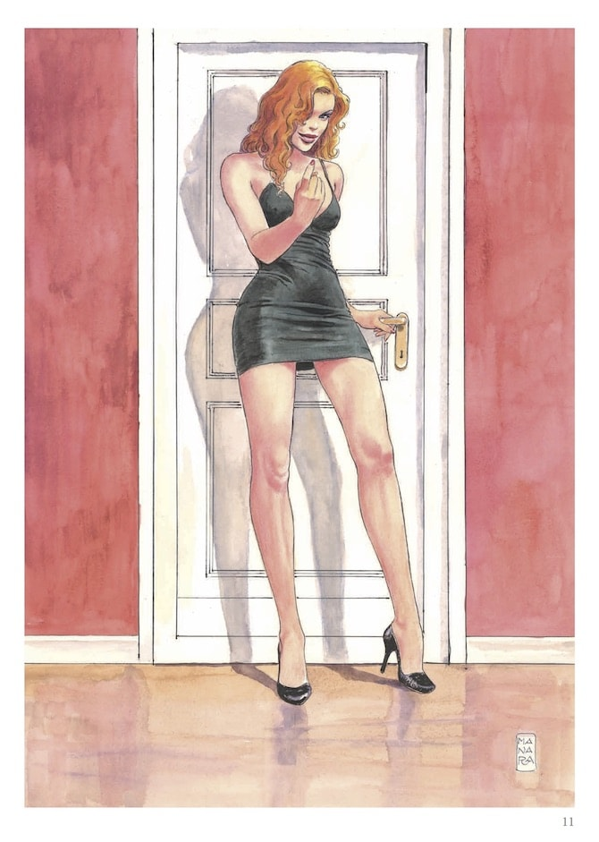manara red light