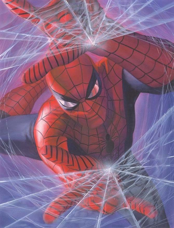 marvelocity alex ross