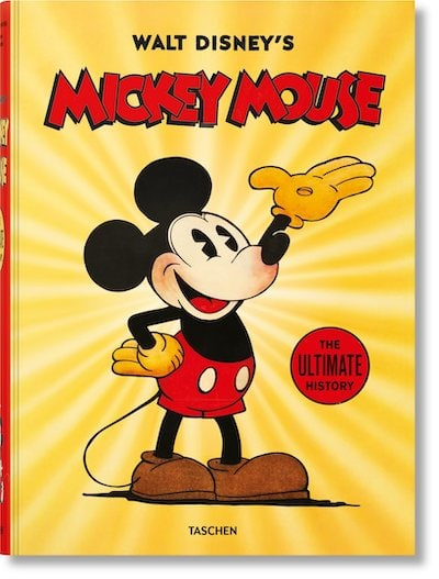 mickey mouse story