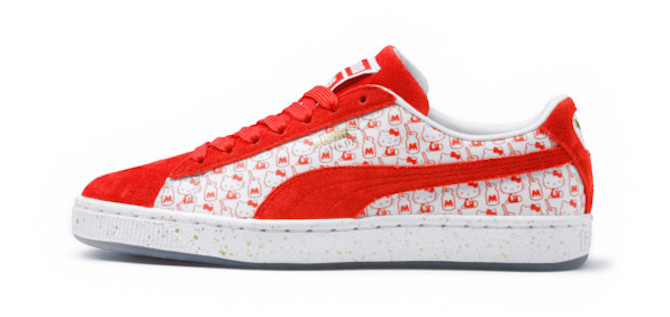 puma hello kitty