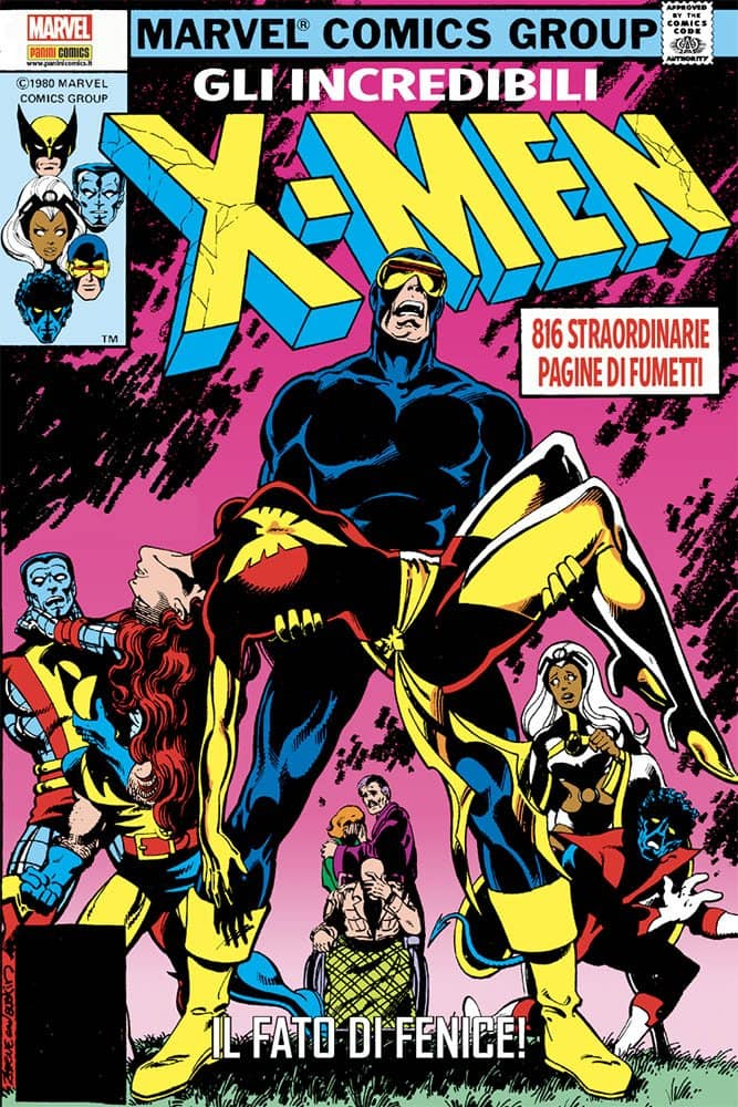 x-men claremont byrne