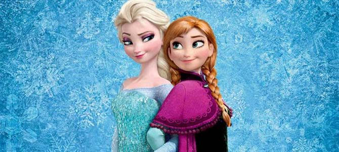 frozen disney film animati 2019