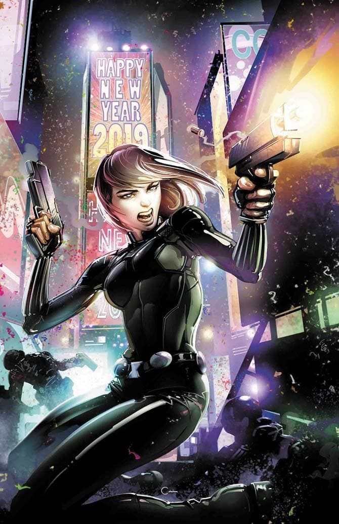 black widow soskia comics 2019 usa