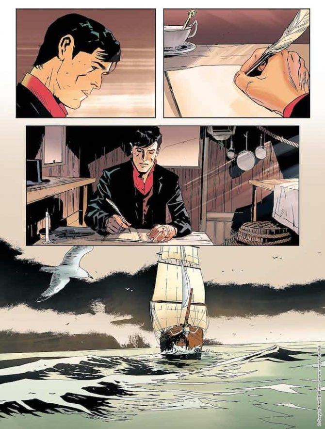 dylan dog color fest 28 bonelli fumetto