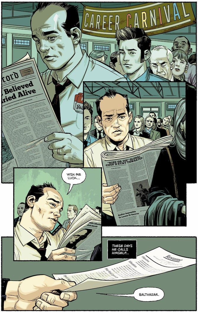 fight club 3 fumetto