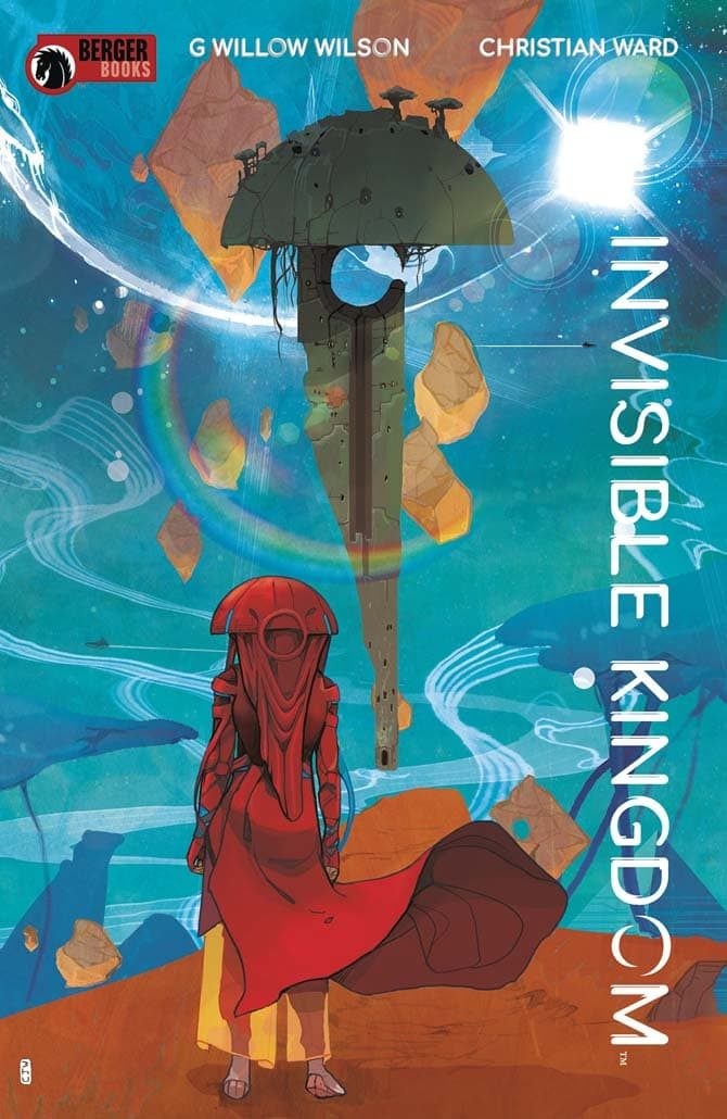 invisible kingdom g willow wilson comics 2019 usa