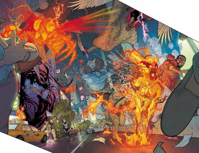 war of the realms marvel fumetto