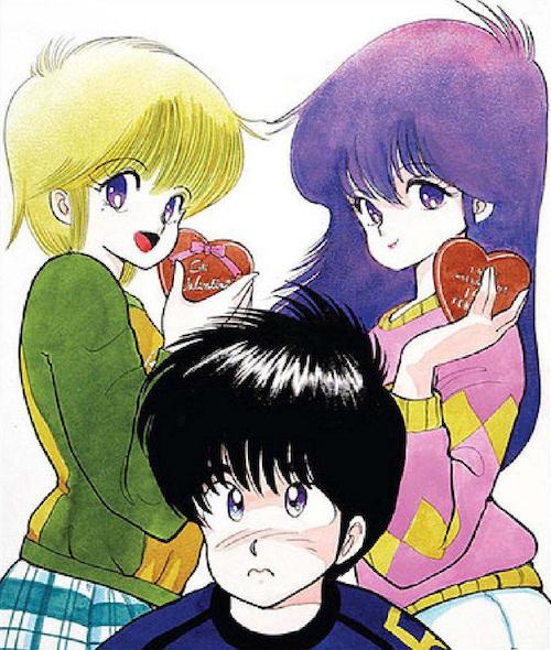 kimagure orange road è quasi magia johnny amori non corrisposti fumetti