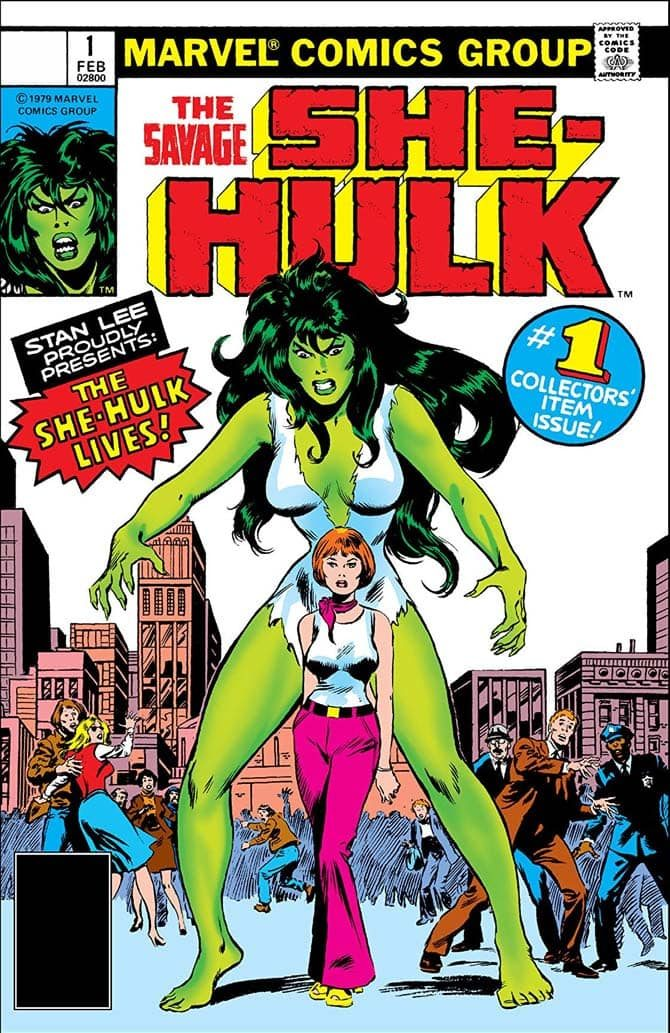 savage she hulk john byrne fumetto marvel