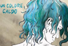 il blu è uno colore caldo fumetto film
