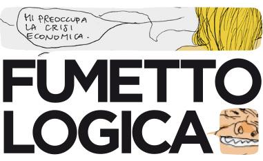 buongiorno fumetto fumettologica logo gipi