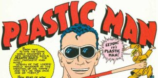 jack cole plastic man