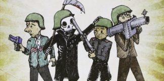 Michel Gondry fumetto battaglia bao