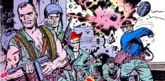 nick fury commandos marvel in italia