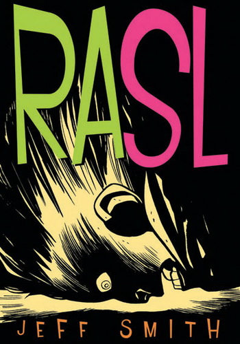 rasl jeff smith emiliano mammucari fumetti