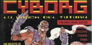 cyborg rivista fumetti