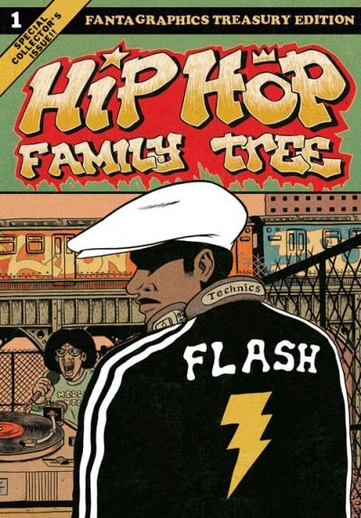 hiphop family tree graphic novel scuole