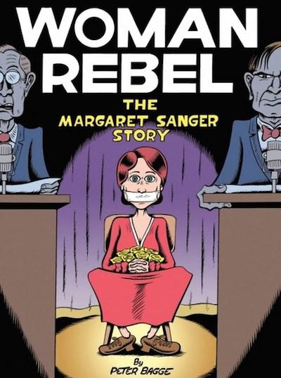woman rebel graphic novel scuole