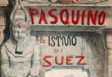 pasquino graphic novel italiano